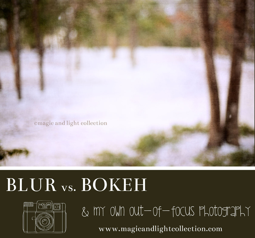 Learn the difference between blur and bokeh in photography. Free advice from a successful photographer.