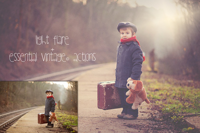 Soft Light Overlays From Magic & Light Collection For Adobe