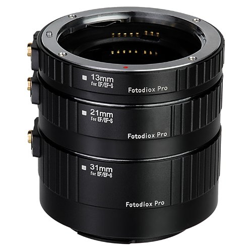 Canon SLR Macro Extension Tube for Macro Photography.  This article explains everything!