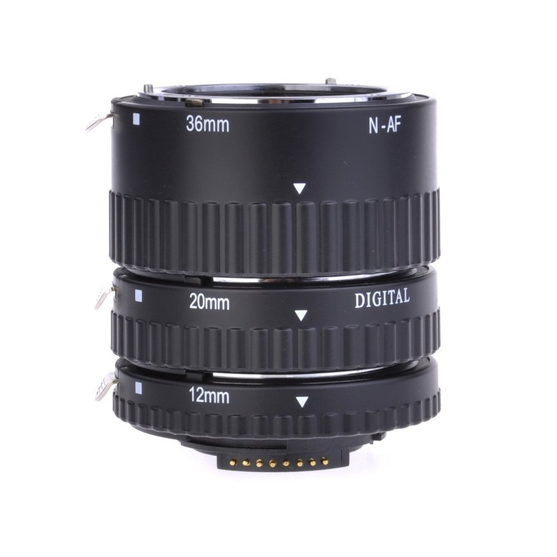 Macro Extension Tube for Nikon SLR cameras.  Macro Photography is fascinating, this article explains everything