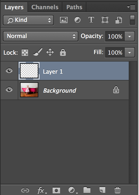 How To Add A New Layer in Adobe Photoshop