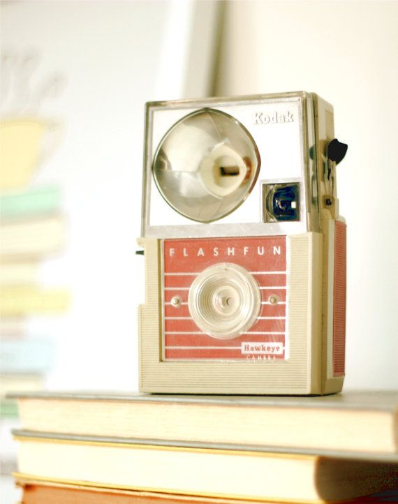 Vintage Kodak Flashfun camera